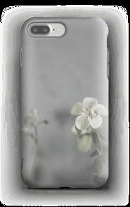 Flowery blues deksel IPhone 7 Plus tough
