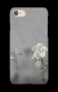 Flowery blues deksel IPhone 8