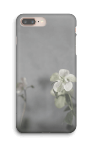 Flowery Blues Coque  IPhone 8 Plus