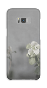 A flowery blues case for your phone