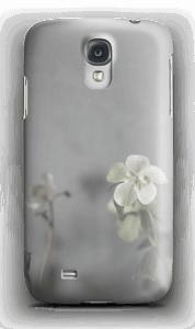 Flowery blues deksel Galaxy S4