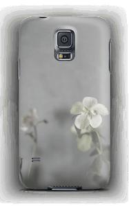 Kukkainen blues kuoret Galaxy S5