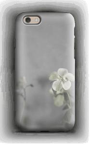 Flowery blues deksel IPhone 6s tough