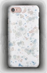 Mobilskal i akvarellfärg