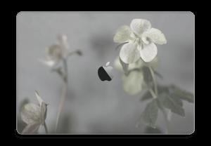 """Flowery Blues Skin MacBook Pro 15"""" 2016-"""
