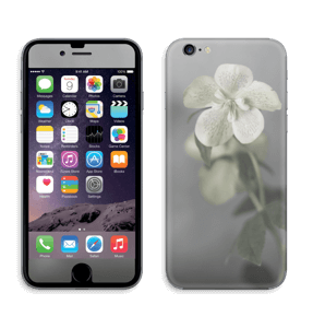 Flowery Blues Skin IPhone 6/6s
