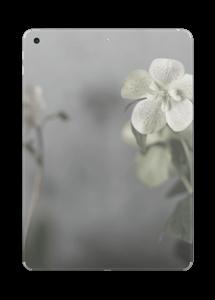 Flowery Blues Skin IPad 2017