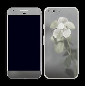 Flowery Blues Skin Pixel