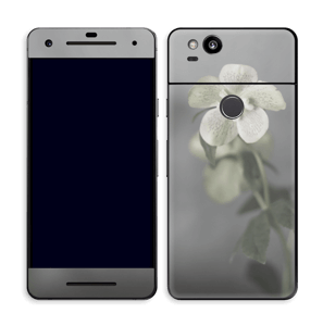Flowery Blues Skin Pixel 2
