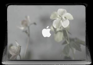 """Flowery Blues Skin MacBook Air 13"""""""