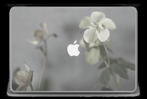 """Flowery Blues Skin MacBook Pro 15"""" -2015"""
