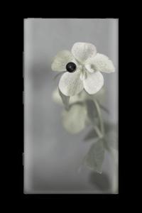 Flowery Blues Skin Nokia Lumia 920