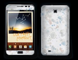 Splash  Skin Galaxy Note
