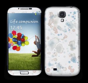 Splash  Skin Galaxy S4