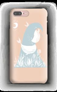 Peaceful Ocean Whales Capa IPhone 7 Plus