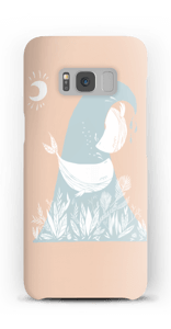 Peaceful Ocean Whales Coque  Galaxy S8