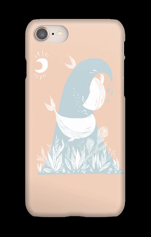 Peaceful Ocean Whales Capa IPhone 8