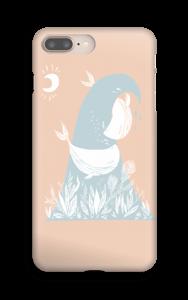 Peaceful Ocean Whales Capa IPhone 8 Plus