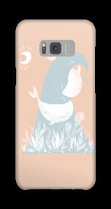 Peaceful Ocean Whales Coque  Galaxy S8 Plus