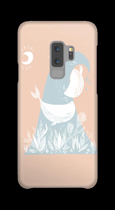 Peaceful Ocean Whales Capa Galaxy S9 Plus