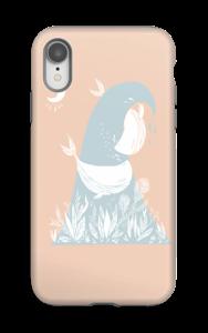 Peaceful Ocean Whales Coque  IPhone XR tough