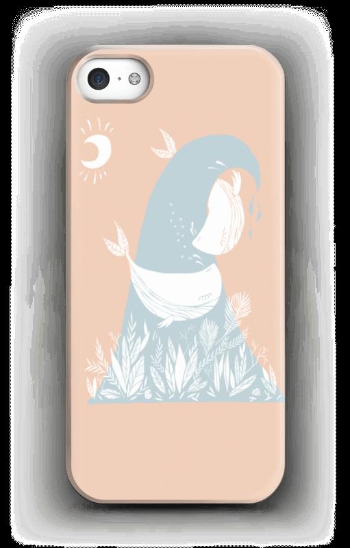 Peaceful Ocean Whales Capa IPhone 5/5S