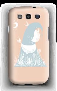 Peaceful Ocean Whales Coque  Galaxy S3