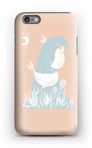 Harmony and peaceful ocean case