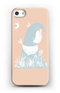 Peaceful Ocean Whales Capa IPhone SE