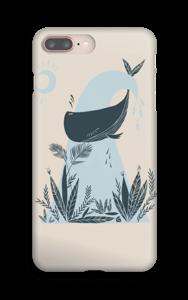 Peaceful Ocean Whale Capa IPhone 8 Plus
