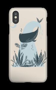 Peaceful Ocean Whale Capa IPhone XS