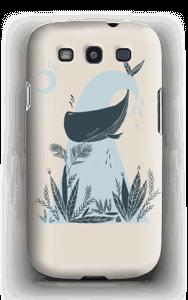 Peaceful Ocean Whale deksel Galaxy S3