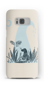A peaceful ocean phone case