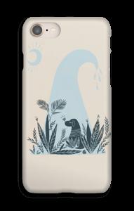 Peaceful Ocean Dog Capa IPhone 8
