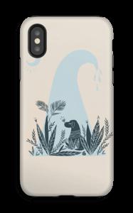 Peaceful Ocean Dog Capa IPhone X tough