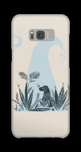 Peaceful Ocean Dog deksel Galaxy S8 Plus