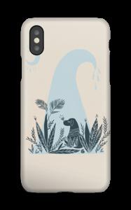 Peaceful Ocean Dog Capa IPhone XS