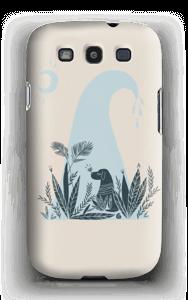 Peaceful Ocean Dog Capa Galaxy S3