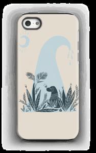 Peaceful Ocean Dog Capa IPhone 5/5s tough