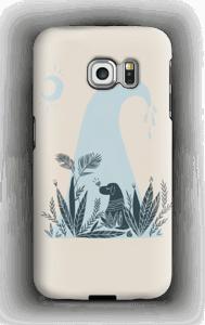 Peaceful Ocean Dog Capa Galaxy S6 Edge