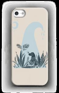 Peaceful Ocean Dog Capa IPhone SE