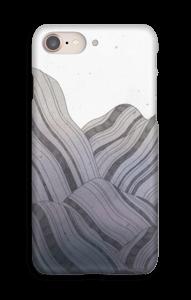 Montagnes Coque  IPhone 8