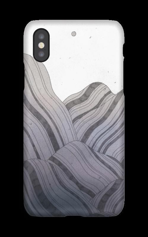 Mountains deksel IPhone X
