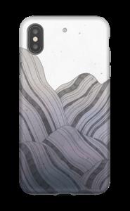Montagnes Coque  IPhone XS Max tough