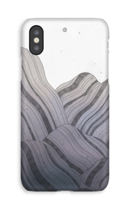 Montagnes Coque  IPhone XS