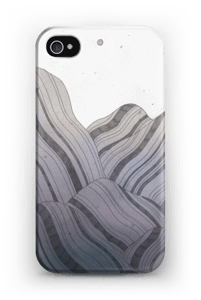 Montagnes Coque  IPhone 4/4s