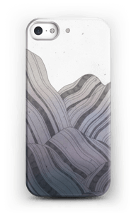 Montagnes Coque  IPhone 5/5S