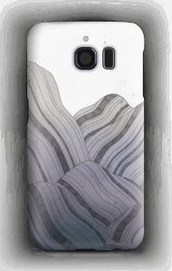 Mountains deksel Galaxy S6