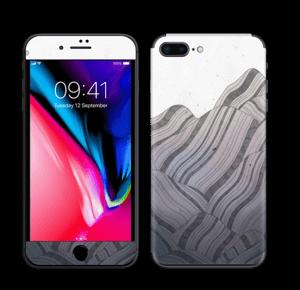 Montagnes Skin IPhone 8 Plus