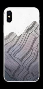 Montagne Skin IPhone X